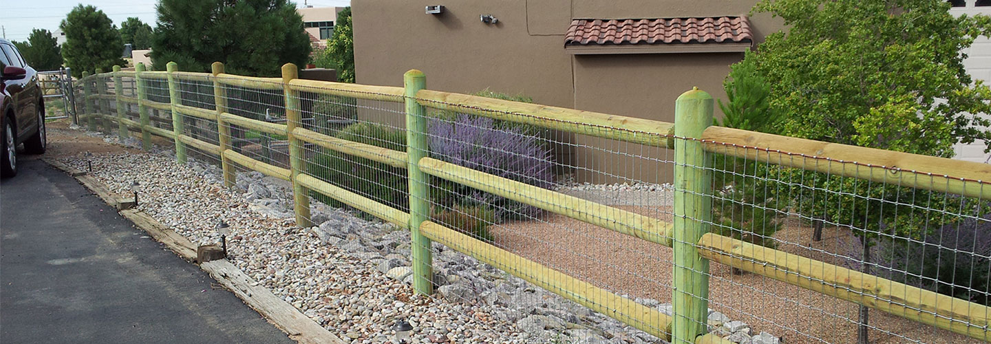 Scott\'s Fencing – #1 Fence Company in New Mexico