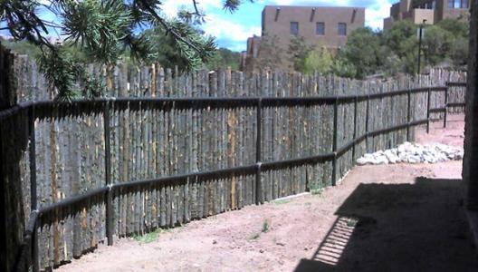 Coyote Scott S Fencing