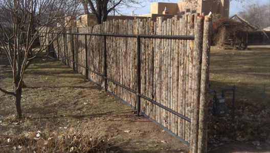 Coyote Scott S Fencing