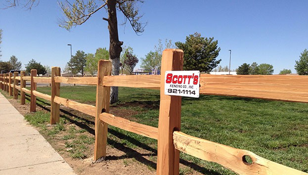 Split Rail Scott S Fencing
