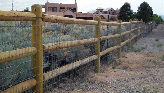 Post Amp Rail Scott S Fencing