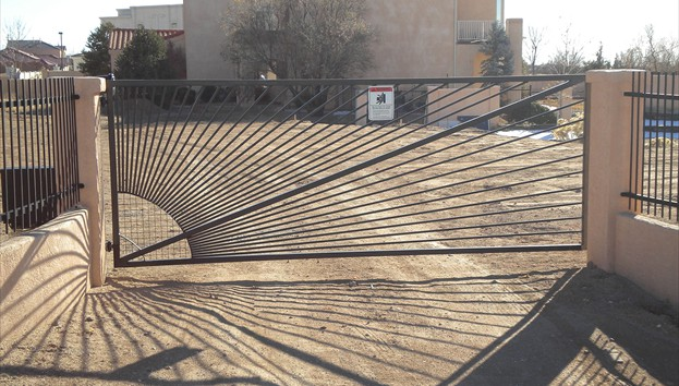 Home Design Gate Ideas: Scott's Fencing