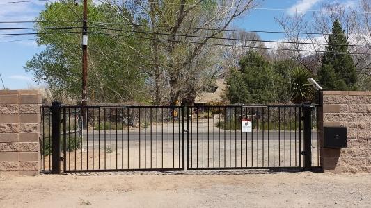 Swing Gates Scott S Fencing